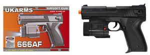 BB Gun w/ Laser Flashlight Wholesale - Dallas General Wholesale