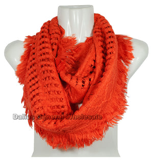 Winter Fashion Infinity Circle Scarf Wholesale - Dallas General Wholesale