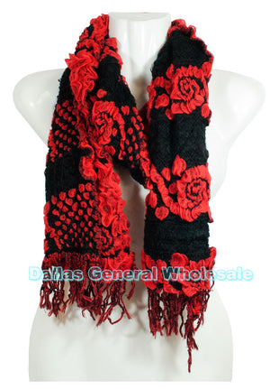 Ladies Winter Fashion Scarves Wholesale - Dallas General Wholesale