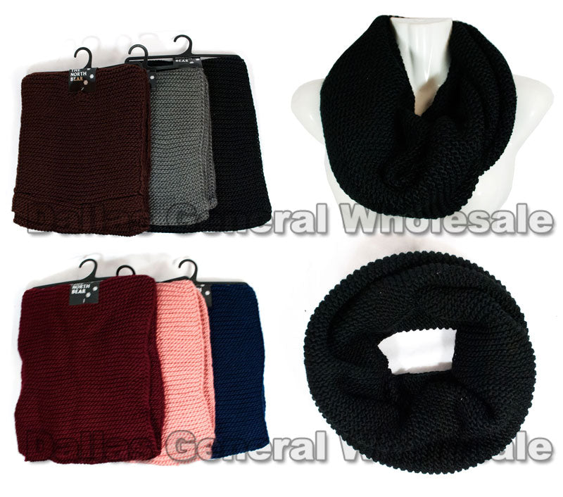 Girls Fashion Infinity Circle Scarf Wholesale - Dallas General Wholesale