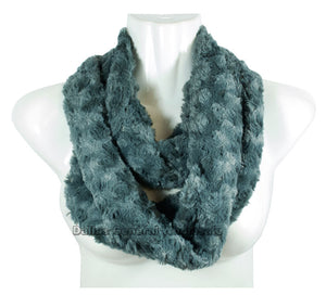 Fur Fashion Infinity Circle Scarf Wholesale - Dallas General Wholesale