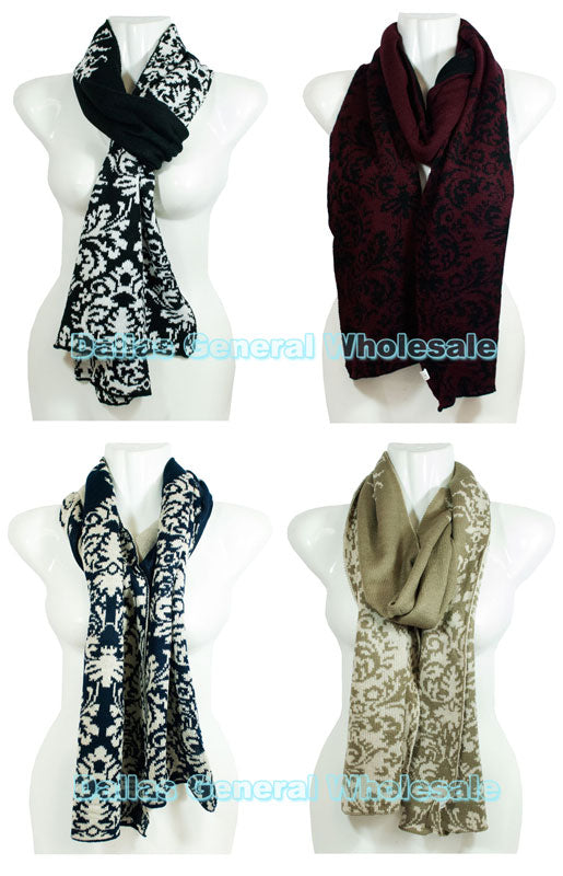 Ancient Asian Style Fashion Scarf Wholesale - Dallas General Wholesale