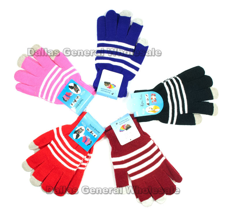 Touch Screen Texting Gloves Wholesale - Dallas General Wholesale