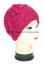 Ladies Knitted Wide Winter Headbands Wholesale - Dallas General Wholesale