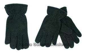 Adults Fleece Casual Gloves Wholesale - Dallas General Wholesale