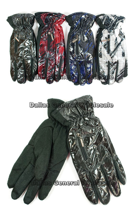 Womens Fashion Insulated Gloves Wholesale - Dallas General Wholesale