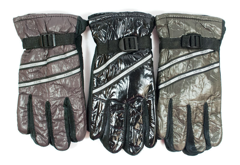 Men's Winter Insulated Gloves Wholesale - Dallas General Wholesale