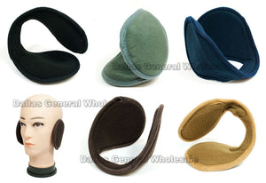 Fleece Warm Earmuffs Wholesale - Dallas General Wholesale