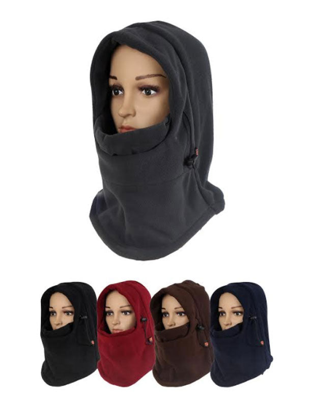 Fleece Lining Balaclava Mask Beanies Wholesale - Dallas General Wholesale