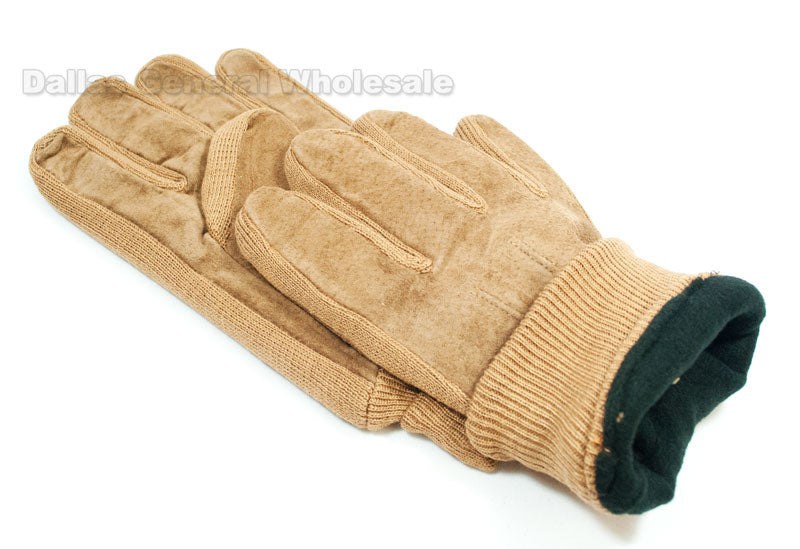 Men Thermal Insulated Winter Gloves Wholesale - Dallas General Wholesale