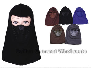 Fleece Insulated Face Masks Balaclava Wholesale - Dallas General Wholesale