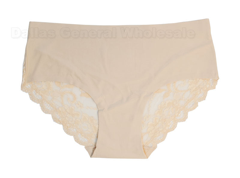 Ladies Seamless Lace Underwear Wholesale - Dallas General Wholesale