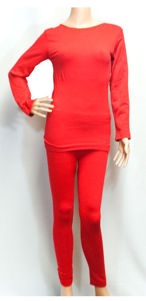 Crew Neck Fleece Thermal Long Johns Wholesale - Dallas General Wholesale