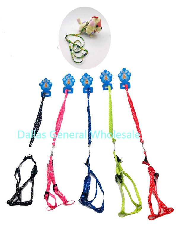 Toy Puppy Dogs Harness Sets Wholesale - Dallas General Wholesale