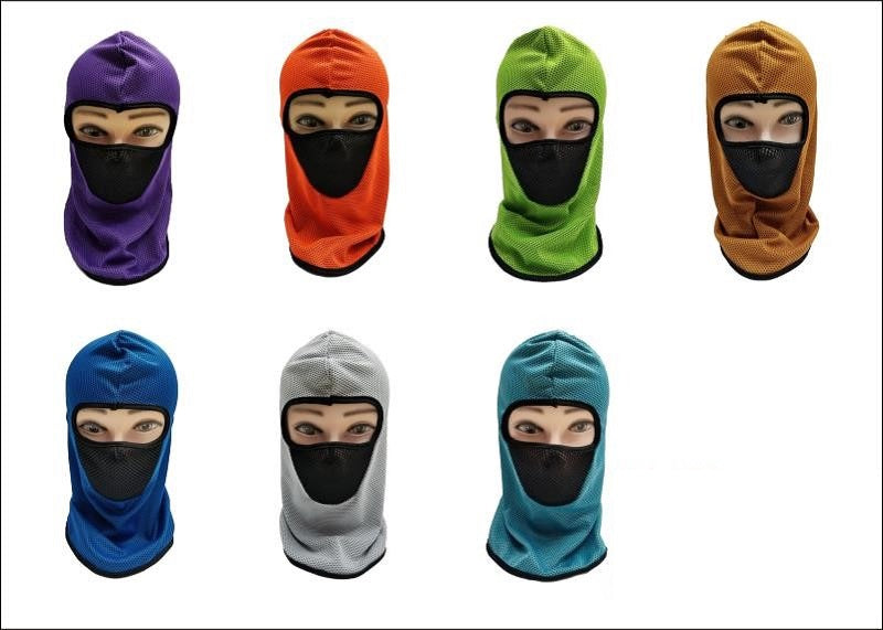 Ninja Masks Balaclava w/ Mouth Guard Wholesale - Dallas General Wholesale