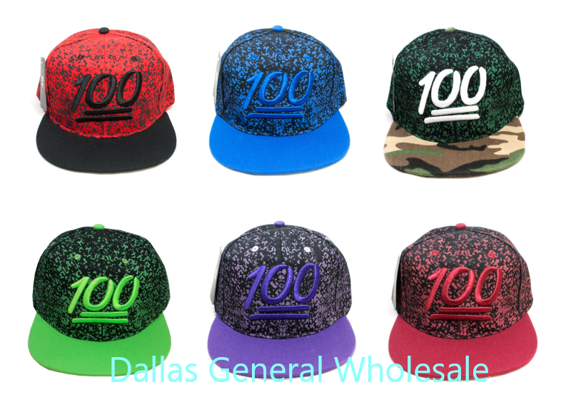 Trendy Snap Back Caps Wholesale