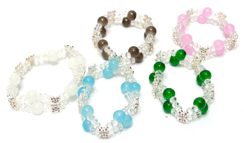 Fashion Crystal Beads Girls Bracelet Wholesale - Dallas General Wholesale
