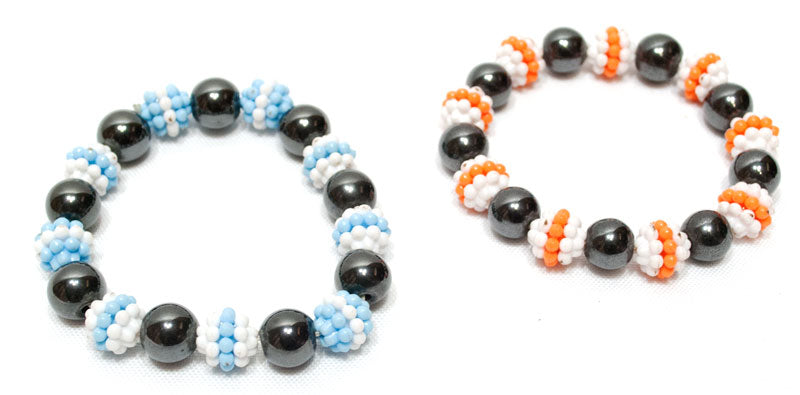 Magnetic Beads Colorful Bracelets Wholesale - Dallas General Wholesale