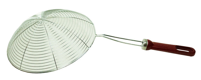 "7"" Wire Strainer with Handle - Dallas General Wholesale"