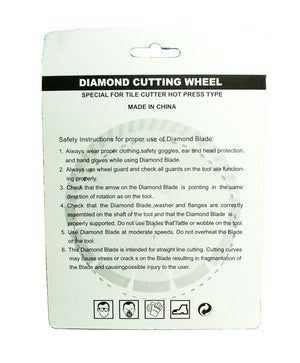 Diamond Cutting Wheel - Dallas General Wholesale