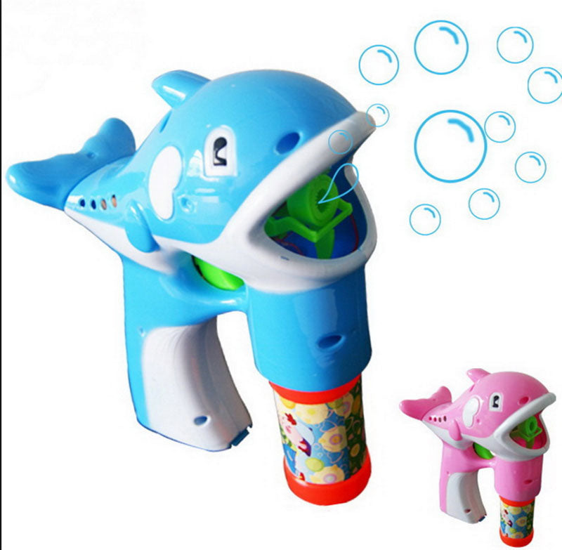 Dolphin Bubble Blaster Guns Wholesale - Dallas General Wholesale