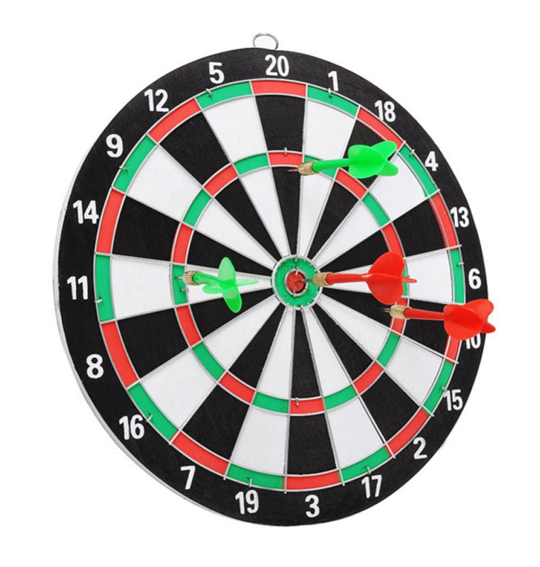 14 Inches Double Sided Dartboards Wholesale - Dallas General Wholesale