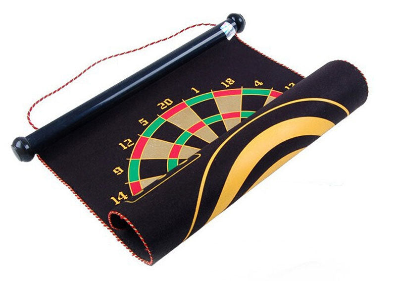 Magnetic Dart Board With Round Casing - Dallas General Wholesale