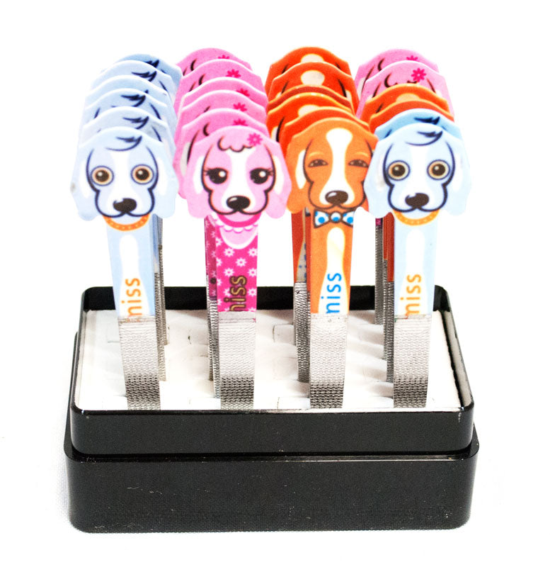 Nail File-Puppy Design - Dallas General Wholesale