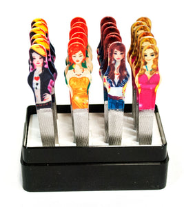Nail File - Girls - Dallas General Wholesale