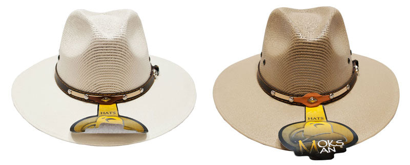 Men Sheriff Style Dress Hats Wholesale - Dallas General Wholesale