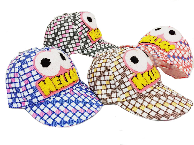Baby's Flap Bill Caps - Dallas General Wholesale