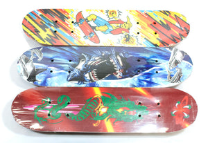 Children Printed Long Skateboards Wholesale - Dallas General Wholesale