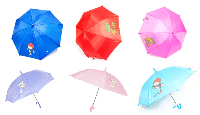 Little Kids Cute Umbrellas - Dallas General Wholesale