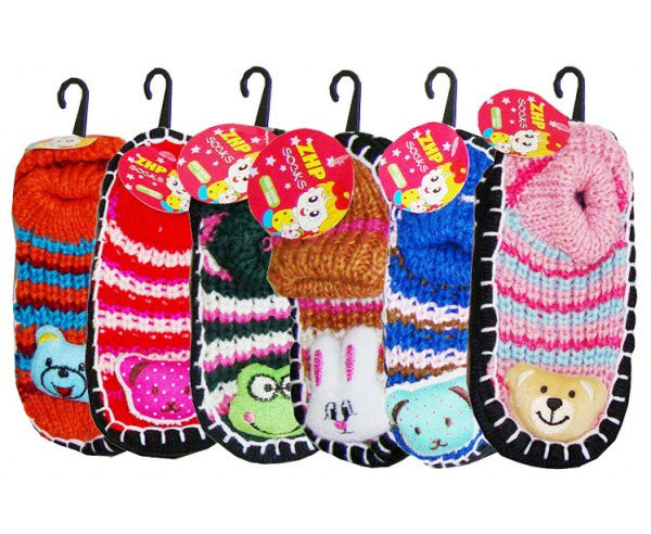 Kids Slipper Socks - Dallas General Wholesale