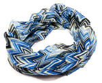 Ladies Sheer Spring Infinity Circle Scarf Wholesale - Dallas General Wholesale