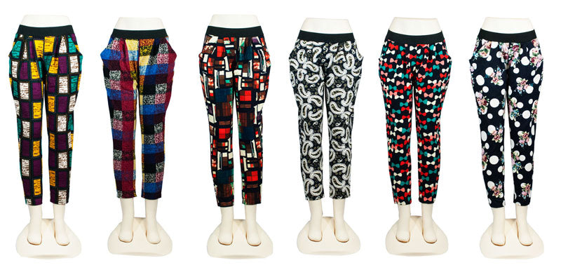 Girls Fashion Jogger Pants - Dallas General Wholesale