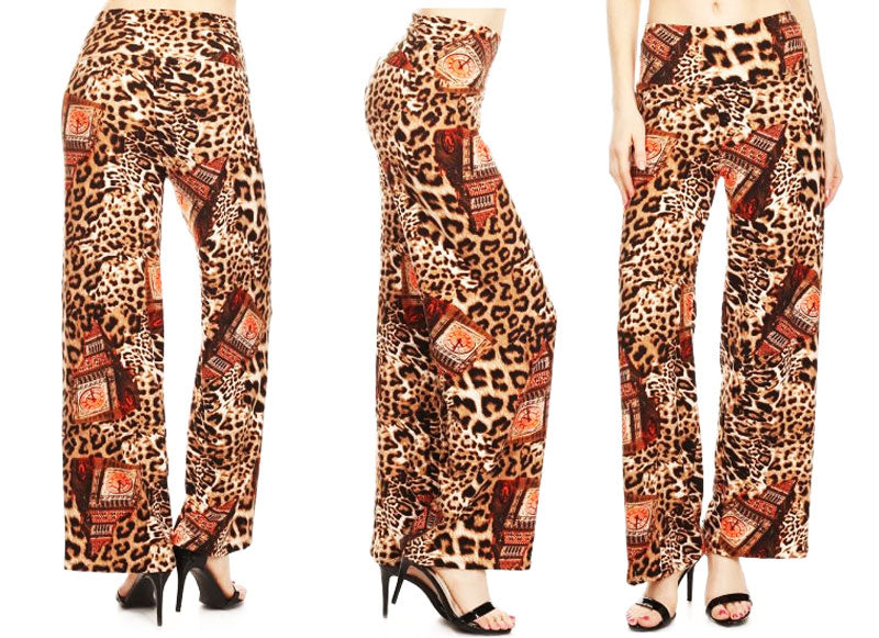 Women's Fashion Palazzo Pants - Dallas General Wholesale