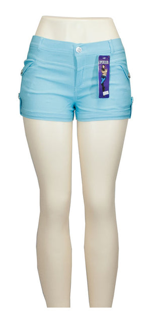 Ladies Cute Summer Shorts - Dallas General Wholesale