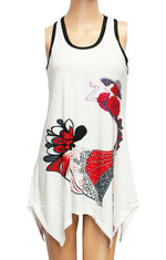 Girls Casual Sleeveless Tunic Top - Dallas General Wholesale