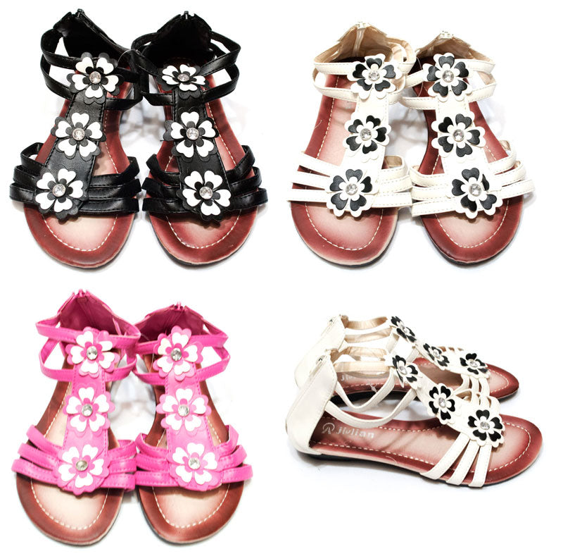 Ladies Fashion Casual Summer Sandals Wholesale - Dallas General Wholesale