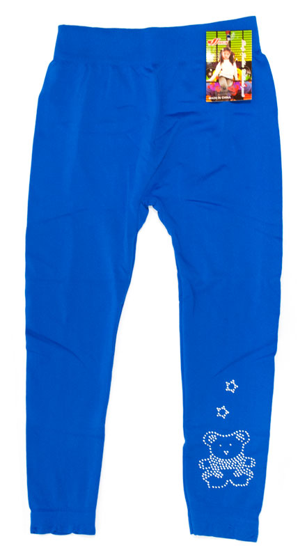 Little Girls Casual Solid Color Leggings Wholesale - Dallas General Wholesale