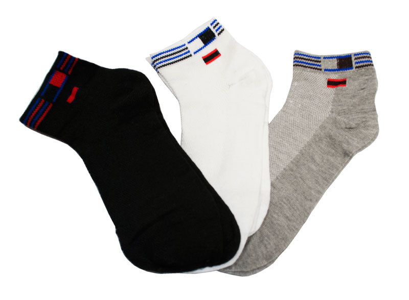Thin Men Cotton Sports Casual Socks - Dallas General Wholesale