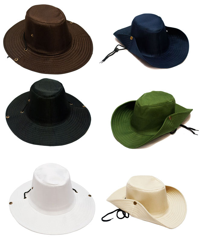 Casual Solid Color Bucket Hats Wholesale - Dallas General Wholesale