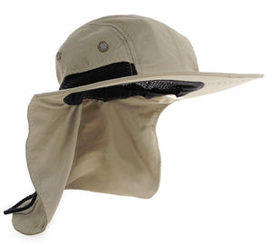 Bucket Hats with Neck Cloak Wholesale - Dallas General Wholesale