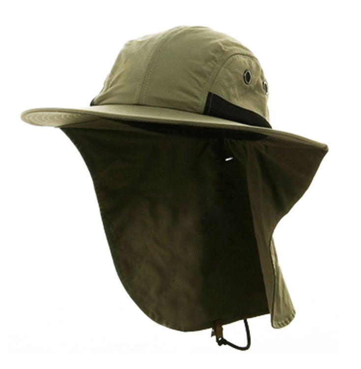 Bucket Hat with Flaps Wholesale - Dallas General Wholesale