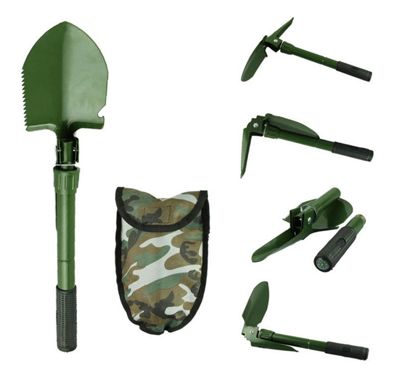 Multi-Functional Camping Shovels Wholesale - Dallas General Wholesale