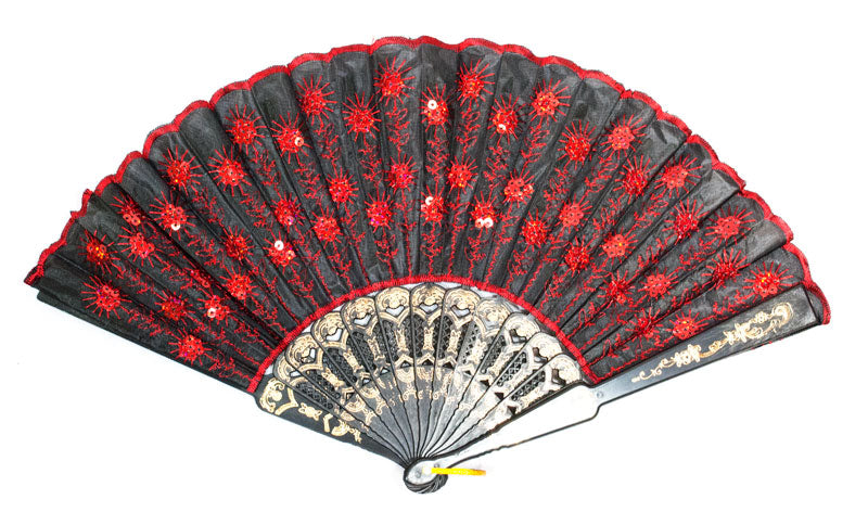 Traditional Folding Fans Wholesale - Dallas General Wholesale