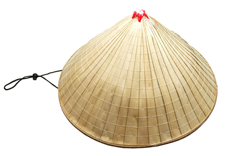 Oriental Bamboo Hat - Dallas General Wholesale