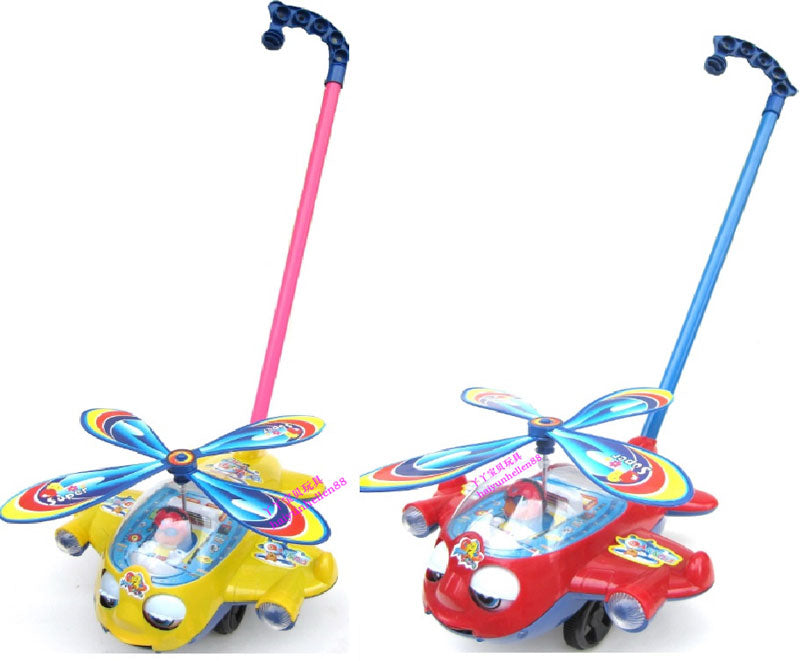 Air Plane Push Walking Toys Wholesale - Dallas General Wholesale