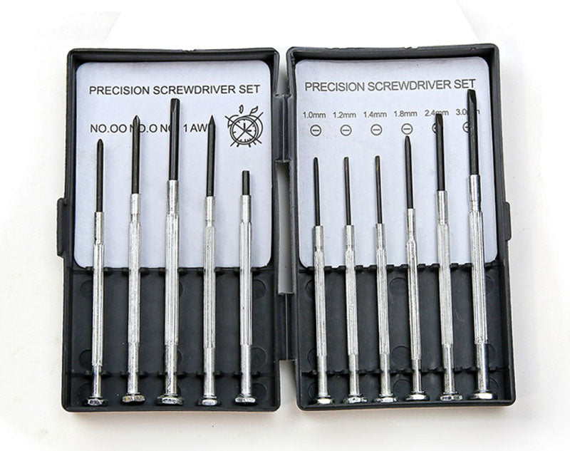 11 PC Precision Screwdriver Set - Dallas General Wholesale